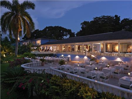 JAMAICA INN HOTEL - OCHO RIOS