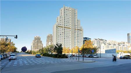 EUROSTARS GRAN VALENCIA  HOTEL