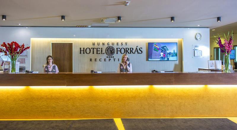 Hunguest Hotel Forras u Segedinu