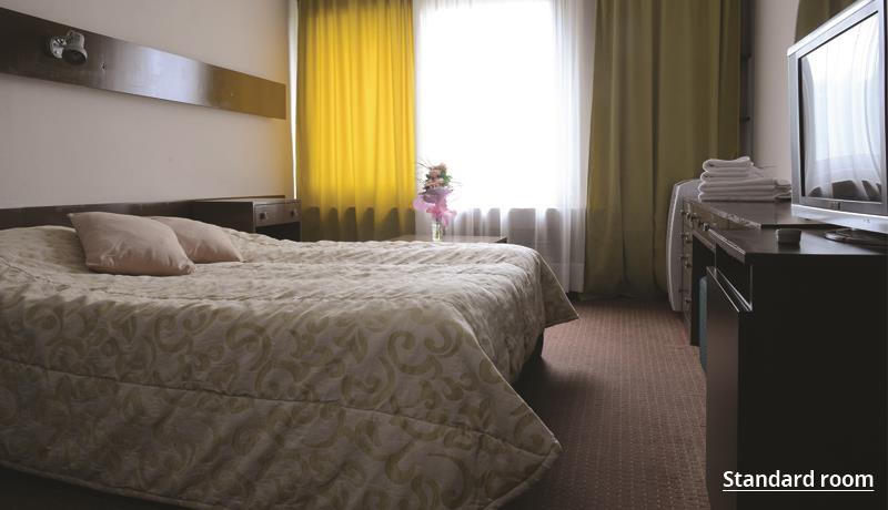 Vrnjačka banja hotel Breza